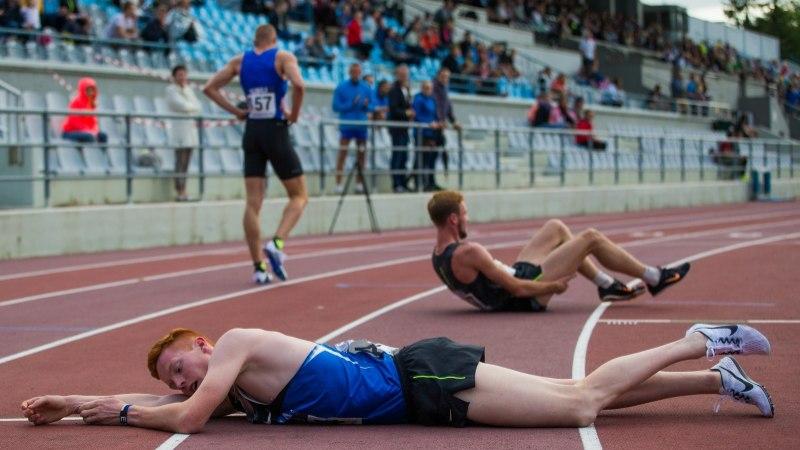 Eesti Kergejõustikuliidu väljakutse: kuidas toetada 43 olümpiapotentsiaaliga sportlast?