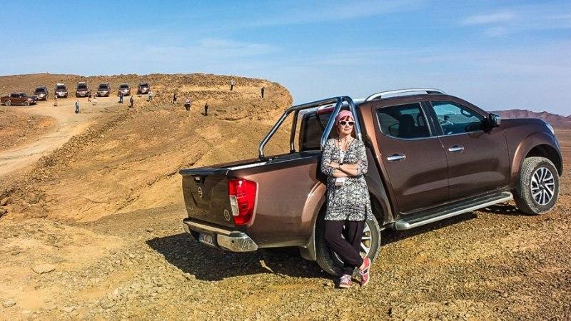 Nissan Navara ja NV300-ga Marokos ehk elamusi servast-serva ja üle ääregi