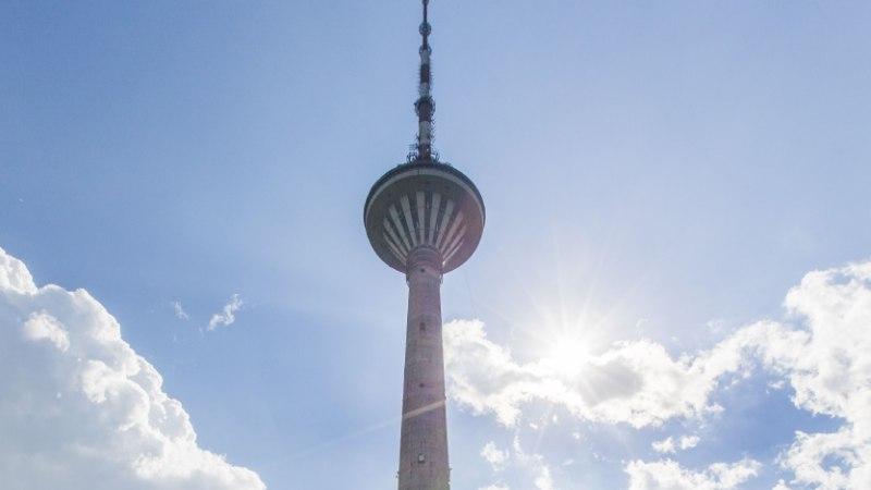Kas Tallinna teletornis saab edaspidi ainult kapsast?