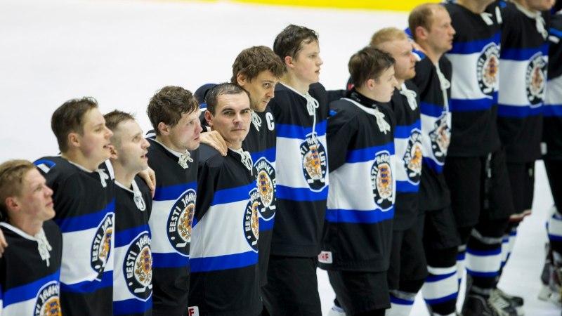 Jäähokikoondise võtmemängijad on koduseks Balti turniiriks rivis