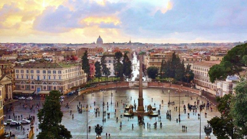 Vulkanoloogid: Roomat ähvardab häving tulemäepurskes
