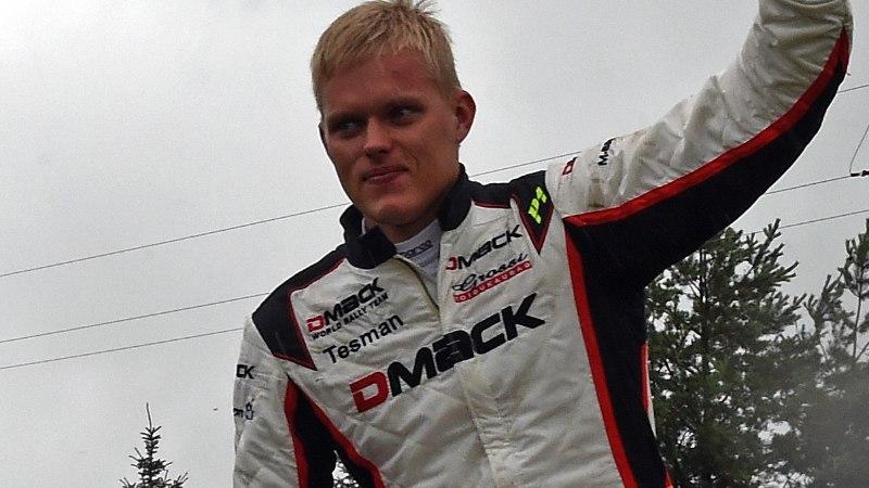 VAPUSTAV! Ott Tänak valiti WRC aasta parimaks sõitjaks!