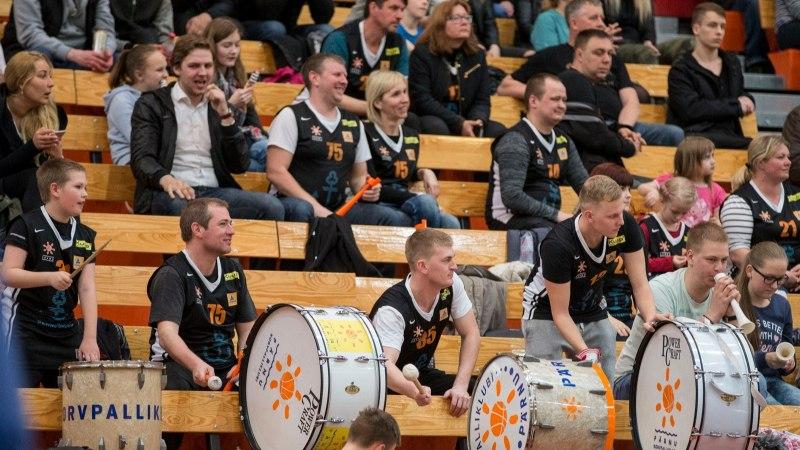 VÕIMAS! Pärnu tuli viimasel veerandil suurest kaotusseisust välja ja sai Balti liigas esimese võidu