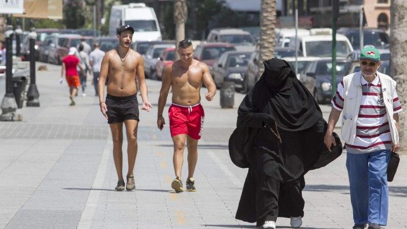 Jutud konservatiivsest araabia riigist paika ei pea