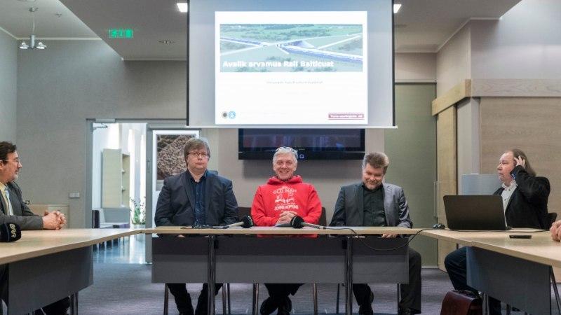 Rail Baltic: palju räägitud, aga rahvale suhteliselt tundmatu projekt