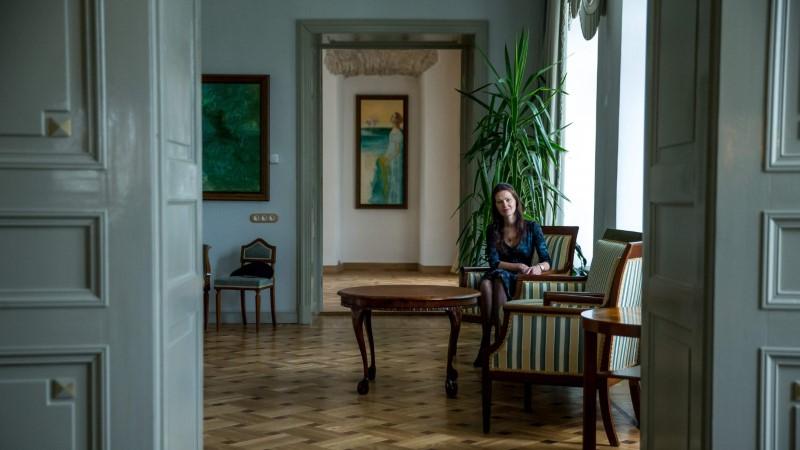 Eksmiss Enel Eha: ma polnud enne profimasinaga kohvigi keetnud, kui mõisakohviku perenaiseks  hakkasin