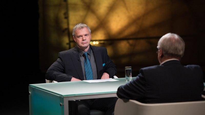 """Jakko Väli: """"Vaba mõtte klubi"""" on populaarsem kui """"Foorum"""" või """"Kahekõne"""""""