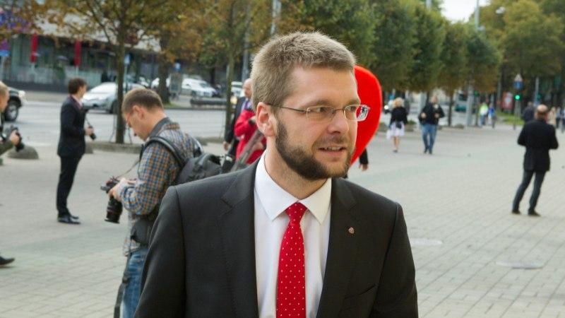 Ossinovski täheldab märke Reformierakonna ja Keskerakonna liidust