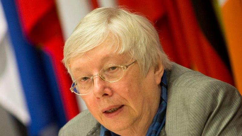 Marju Lauristin   Kommunismi ega sotsialismi ei tule