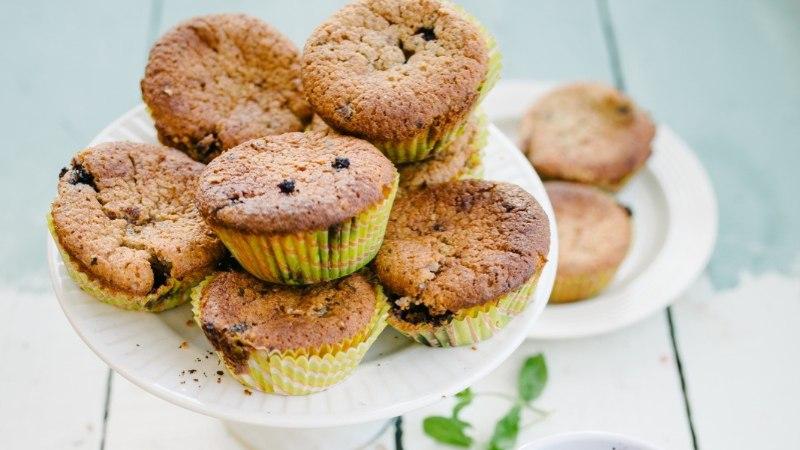 RETSEPT | Rikkalikud mustika-šokolaadimuffinid