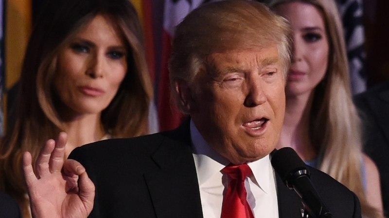 Juhtkiri | Miks ka mitte Trump