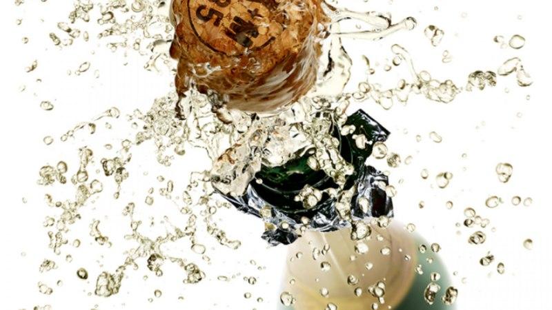 Šampanja meeldib kõigile ehk aastalõpu miljon mulli