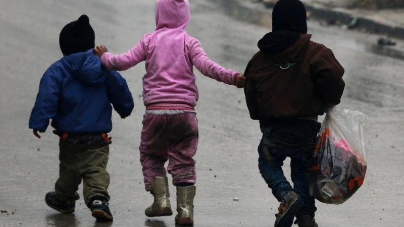 Tsiviilisikute evakueerimine Aleppost viibib