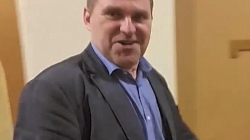 TV3 VIDEO | Purupurjus Madis Milling Riigikogu ööistungil: konjak tööl on täitsa normaalne