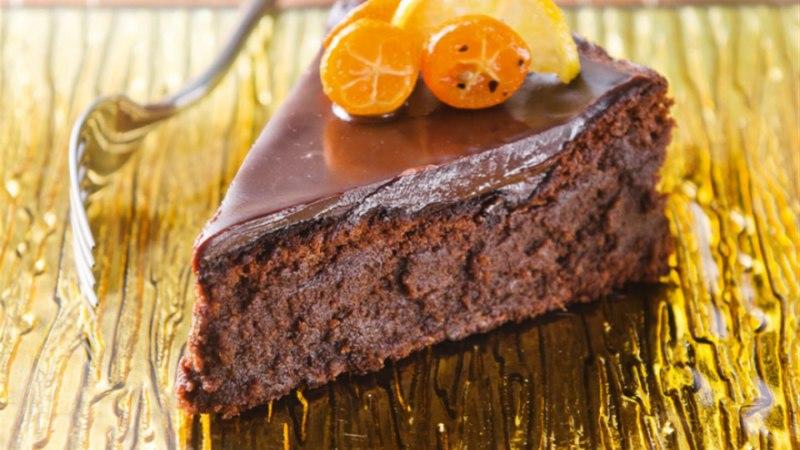 Ingveri-šokolaadikook