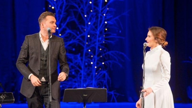 Jõulukontserte igale maitsele: armastatud lauljad, tenor ja bariton ning Vennaskond ja Lenna