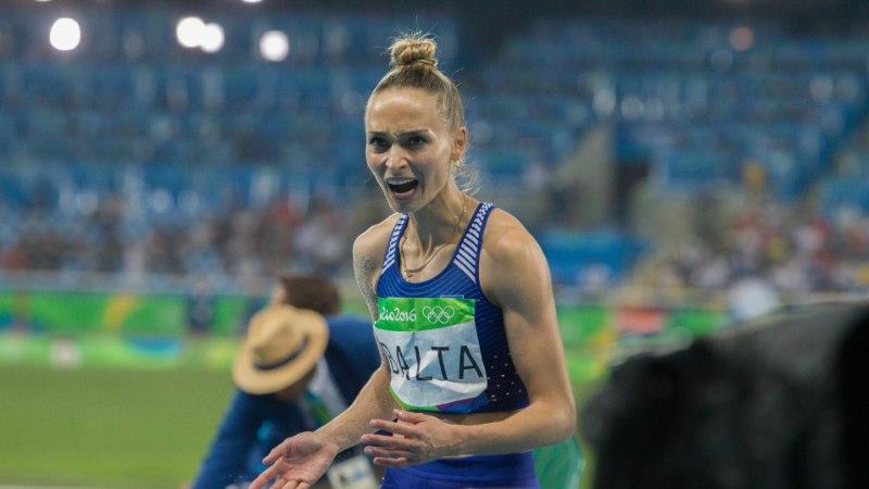 Vaata, kuidas täpselt alistas Kelly Sildaru spordiajakirjanike hääletusel Irina Embrichi, aga kaotas Ksenija Baltale