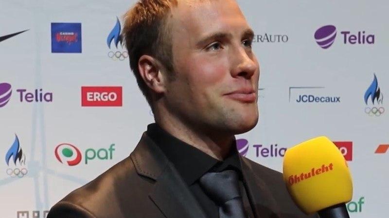 ÕHTULEHE VIDEO   Andrei Jämsä: pärast medali kaela riputamist läks peas nagu järjest käiv klipp käima