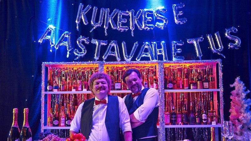 """ETV aastavahetus: """"Ärapanija"""", meeleolukas Kinoteater ja rikkalik meelelahutus parimate artistide seltsis"""