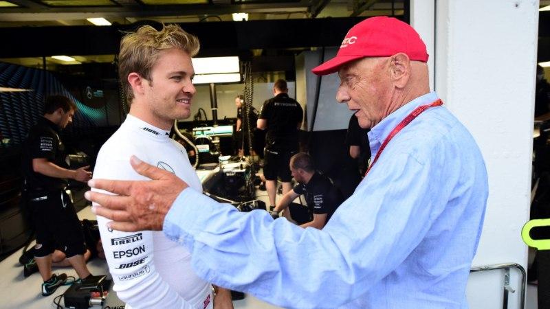 Niki Lauda: ma ei tahtnud Nico Rosbergi loobumist uskuda