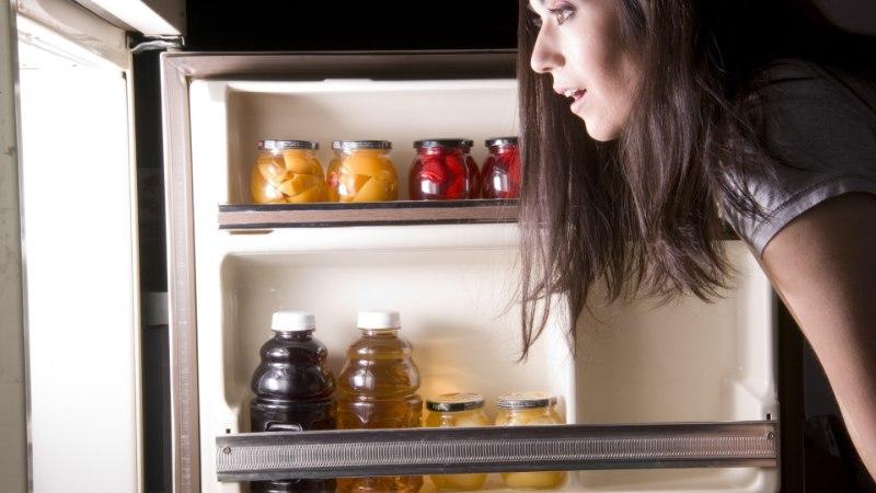 7 nippi, kuidas toitu külmikus hoida