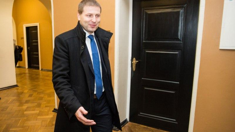 Reformierakonna esimeheks kandideerib Hanno Pevkur