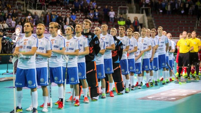 7 KÜSIMUST | Kõik, mida pead teadma saalihoki MMi mängust Eesti – Soome