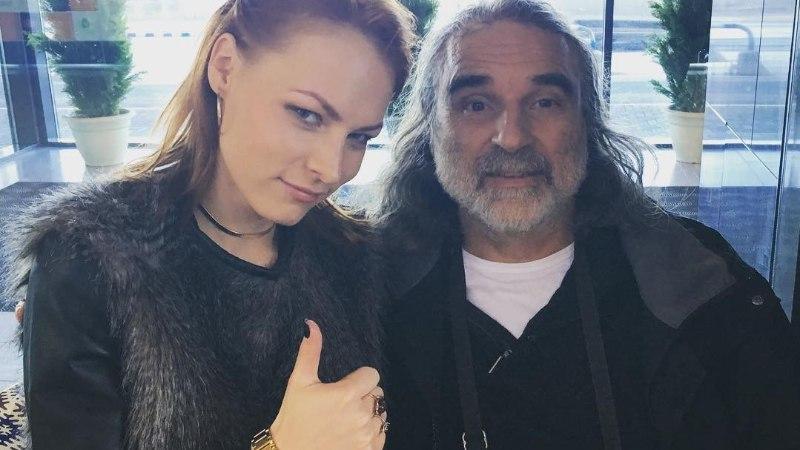 PILTUUDIS   Tallinna lennujaamas kohtusid juhuslikult Marilyn Kerro ja Veet Mano