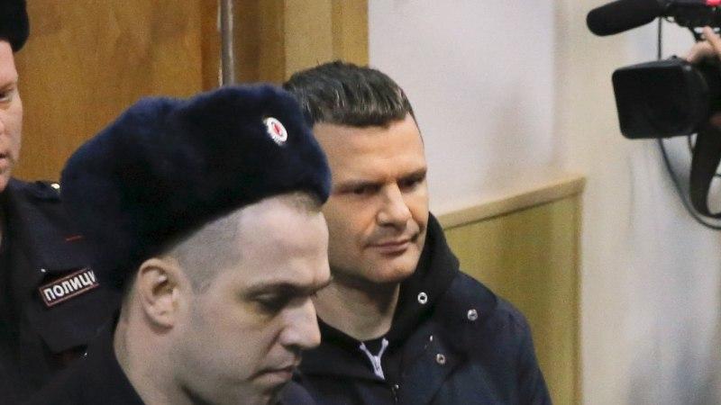 Moskvas arreteeriti Domodedovo lennuvälja omanik