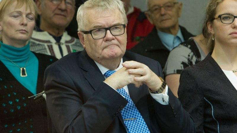 """GALERII   Savisaare toetuseks toimus välkkonverents """"Andke meile linnapea tagasi!"""""""