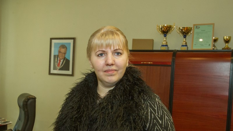 Karin Tammemägi annab Tallinna kohtusse