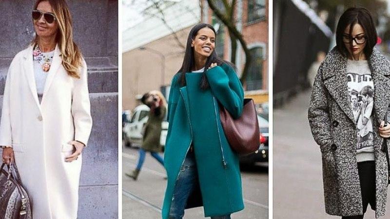 b601592eb87 Модные пальто весна 2016