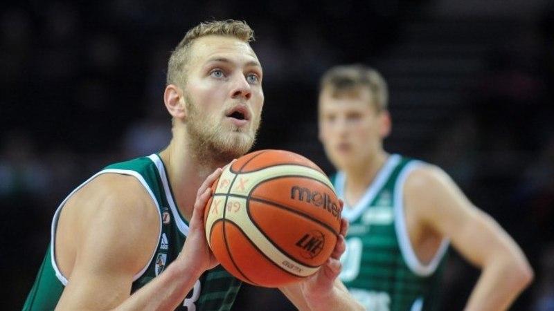 Venelt korralik partii, kuid CSKA jäi Žalgirise jaoks liiga kõvaks