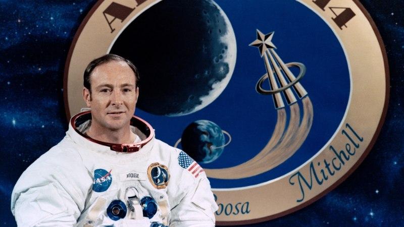 Suri Kuul pikima kõnni teinud astronaut Edgar Mitchell