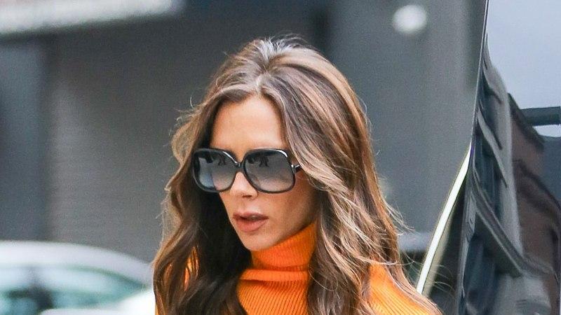 PILTUUDIS | Victoria Beckham annab oma rõivastusega vihjeid, mis kevadel moes võiks olla