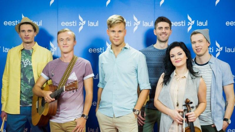 """Kas """"Eesti laulu"""" poolfinalist """"Hispaania tüdruk"""" sarnaneb liialt Leplandi looga """"Kuula""""?"""