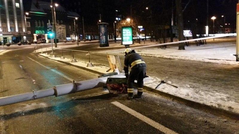Tallinna Linnatranspordi AS tellib tänavapostide uurimiseks täiendava ekspertiisi
