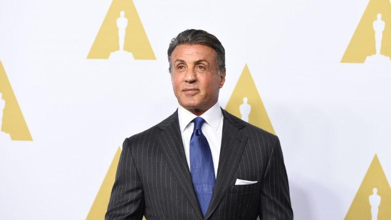 Stallone kaalus Oscarite boikotti