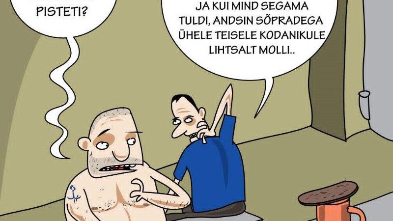 Karikatuur | Kodanikujulgus