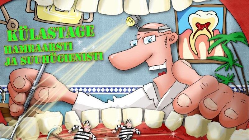 Laste hammaste tervis algab lapsevanemast