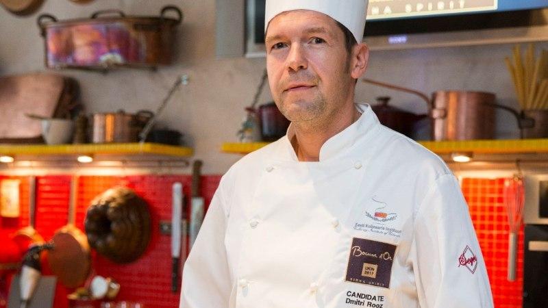 Dmitri Rooz lihvib kulinaarset etteastet olümpiamängudeks
