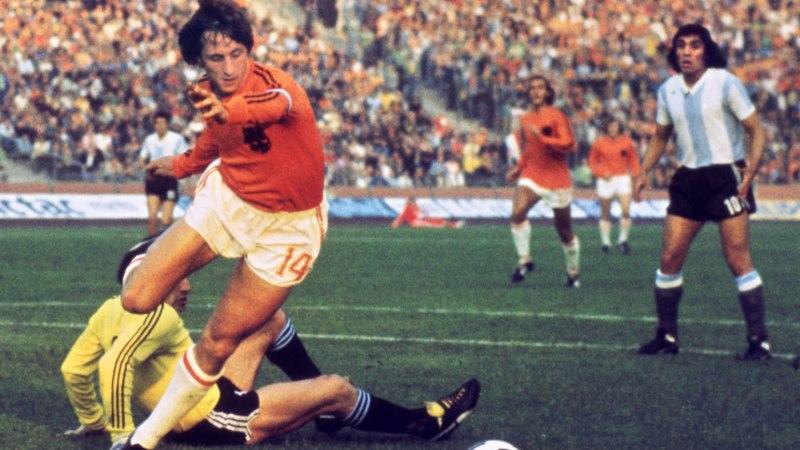 Johan Cruyff – mees, kes oli ilusa jalgpalli nimel valmis reetma ka kodumaa