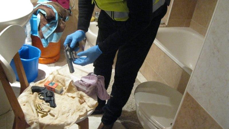 Kinnipeetud jõuku kahtlustatakse sadade kilode narkootikumide salaveos