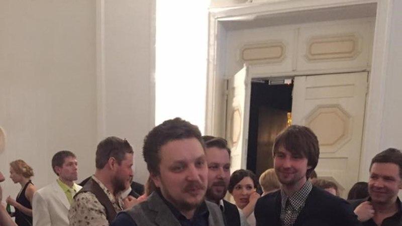 Артем Гареев стал лучшим театральным режиссером Эстонии