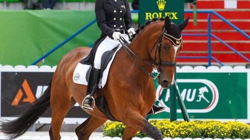 Venemaa ratsutajate sahkerdamine purustas Grete Püvi olümpiaunistuse