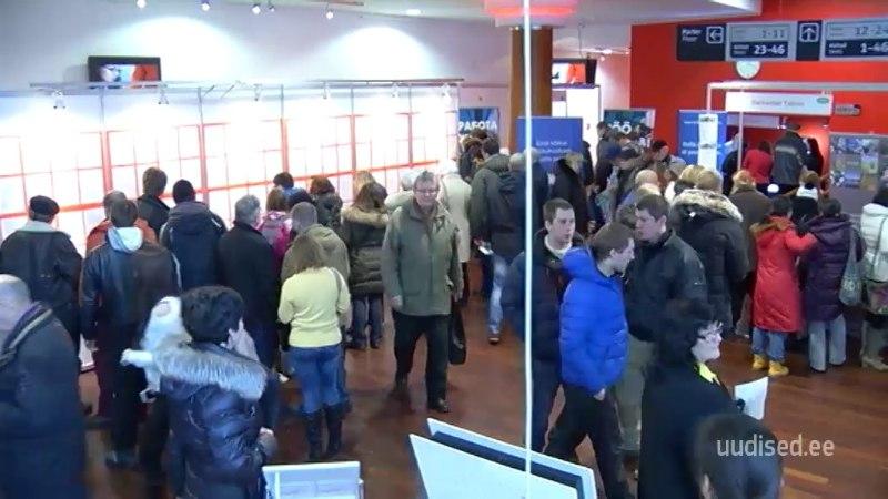 TV3 VIDEO   Tööotsija Larissa: netopalk võiks olla 700 eurot, aga keegi ei maksa seda
