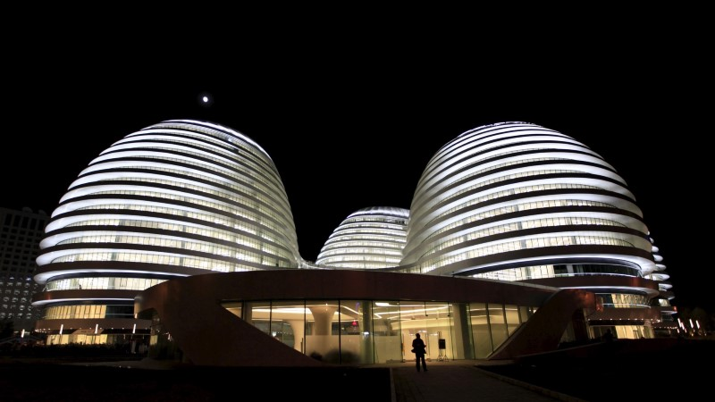 Suri maailma kuulsaim naisarhitekt Zaha Hadid