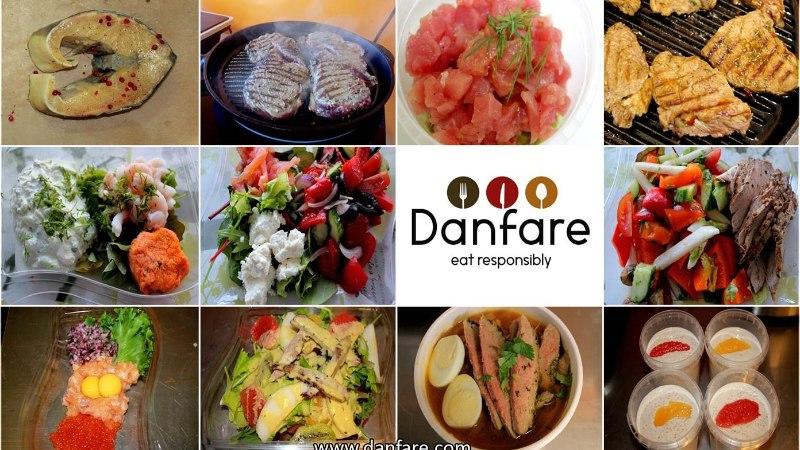 Tasakaalustatud toit Sinu lauale iga päev - ka kiirete asjatoimetuse kõrvalt!