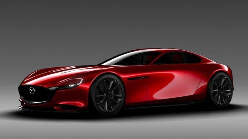 Mazda välistas lähitulevikus valmiva RX mudeli