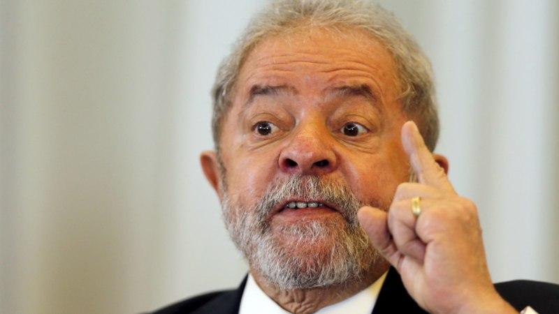 Brasiilia president kõigub olümpia eel kuristiku serval